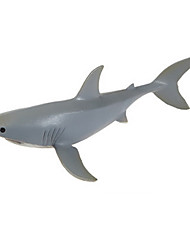 cheap -1 pcs Display Model Shark Polycarbonate Rubber Imaginative Play, Stocking, Great Birthday Gifts Party Favor Supplies Girls' Kid's