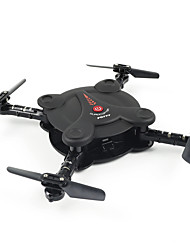 cheap -RC Drone FQ777 FQ777-17W 4CH 6 Axis 2.4G With HD Camera 0.3MP 720P*576P RC Quadcopter FPV / LED Lights / Headless Mode RC Quadcopter / Remote Controller / Transmmitter / Camera / 360°Rolling / Hover