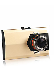 Недорогие -HD238 960p Автомобильный видеорегистратор 120° Широкий угол 3 дюймовый Капюшон с Ночное видение / G-Sensor / Обноружение движения Автомобильный рекордер / Циклическая запись / Встроенный микрофон