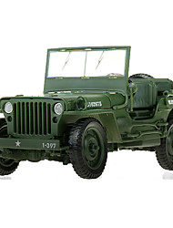 cheap -Toy Car Military Vehicle Chariot Retractable Classic & Timeless Chic & Modern Boys' Girls' Toy Gift
