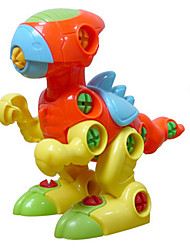 cheap -1 pcs Educational Toy Tyrannosaurus Dinosaur Creative Plastic Imaginative Play, Stocking, Great Birthday Gifts Party Favor Supplies Girls' Kid's