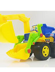 Недорогие -Машинки с инерционным механизмом Автомобиль Оригинальные пластик для Детские Взрослые