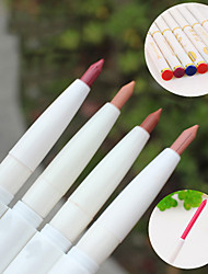 abordables -Stylos & Crayons Crayons à Lèvres Sec Séchage rapide / Couverture / Correcteur Maquillage Cosmétique Accessoires de Toilettage