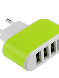 cheap -Adapter & Converter/Travel Charger Luggage Accessory for Luggage Accessory Plastic-Orange Rose Green Light Blue