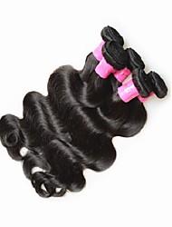 cheap -Human Hair Remy Weaves Body Wave Brazilian Hair 500 g 1 Year