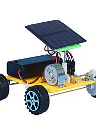 Недорогие -Игрушки на солнечной батарейке Корабль Солнечная батарея Своими руками ABS Детские Мальчики Девочки Игрушки Подарок