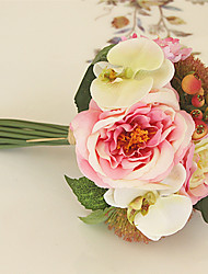 "cheap -Wedding Flowers Bouquets Wedding Silk 11.02""(Approx.28cm)"