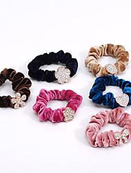 cheap -Elastics & Ties Hair Accessories Non-woven fabric / Rhinestone Wigs Accessories Women's 5pcs pcs cm Daily Classic