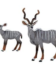 Недорогие -Овечья шерсть Выставочные модели Животные моделирование Классический и неустаревающий Изысканный и современный Поликарбонат пластик Девочки Идеальный подарок для малышей и малышей / Детские