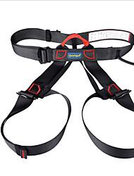 cheap -Climbing Protection seat belt Synthetic Climbing Rock Climbing Orange Blue Gray / Red