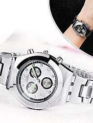 cheap -Women's Wrist Watch Quartz Casual Imitation Diamond Analog White Black Pink