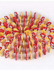 cheap -QZM Educational Flash Card Novelty Paper Kid's Girls' Toy Gift 1 pcs