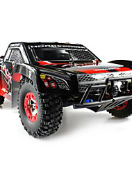 cheap -RC Car WLtoys 12423 2.4G Buggy (Off-road) / Truck / Monster Truck Titanfoot 1:12 Brush Electric 50 km/h Remote Control / RC / Rechargeable / Electric