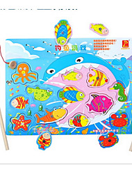 cheap -Bath Toy Water Toys Educational Toy Magnetic Novelty Kid's Adults' Summer for Toddlers, Bathtime Gift for Kids & Infants