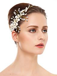 cheap -Imitation Pearl Rhinestone Headbands Headpiece Classical Feminine Style