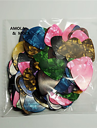 cheap -AMOLAO 0.46mm Paddle Material Fun Guitar / Acoustic Guitar / Electric Guitar Musical Instrument Accessories