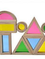 Недорогие -Конструкторы Обучающая игрушка 1 pcs Экологичные Оригинальные Мальчики Игрушки Подарок