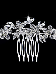 cheap -Pins Hair Accessories Rhinestone / Rhinestones Wigs Accessories Women's 1pcs pcs 1-4inch cm Party Contemporary Crystal