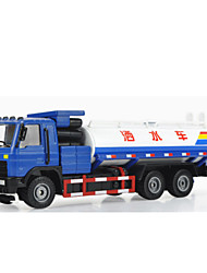 cheap -KDW Toy Car Pull Back Vehicle Construction Truck Set Farm Vehicle Sprinkler Truck Car Novelty Simulation Classic & Timeless Boys' Toy Gift / Metal