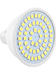 cheap -1pc 4 W LED Spotlight 450-500 lm GU5.3(MR16) MR16 54 LED Beads SMD 2835 Decorative Warm White Cold White / 1 pc / RoHS