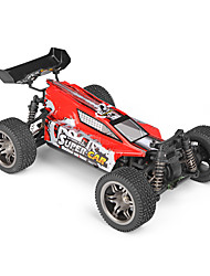 cheap -RC Car WLtoys 12401 2.4G Buggy (Off-road) / Car / Off Road Car 1:12 Brush Electric 45/ Remote Control / RC / Rechargeable / Electric