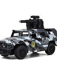 cheap -Pull Back Vehicle Military Vehicle Fun Classic Toy Gift / Metal