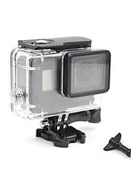 cheap -Waterproof Housing Case Waterproof 1 pcs For Action Camera Gopro 5 Diving Surfing Ski / Snowboard
