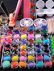 cheap -2000 pcs Nail Art Kits & Accessories Multi-function Chic & Modern Trendy Romantic Nail Art Tool Nail Art Kit for