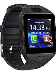 Недорогие -dz09 bluetooth smartwatch сенсорный экран карты позиционирования и фото интеллектуальное напоминание для android и ios