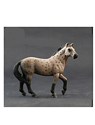 cheap -Pretend Play Model Building Kit Horse Novelty Plastic with Clothes and Accessories for Girls' Birthday and Festival Gifts
