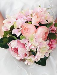 cheap -Wedding Flowers Bouquets Wedding Silk 9.45 inch