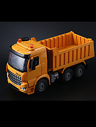 cheap -Pull Back Vehicle Construction Truck Set Car Novelty Classic & Timeless Boys' Toy Gift / Metal