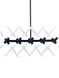 cheap -Modern/Contemporary Chandelier For Living Room Dining Room Study Room/Office AC 100-240V Bulb Included