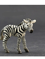 cheap -Pretend Play Toys Horse Lion Zebra Animals Novelty Pieces