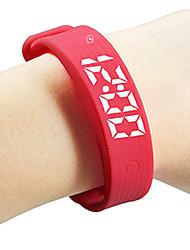 Недорогие -Smart Bracelet Умный браслет iOS Android Защита от влаги Израсходовано калорий Педометры будильник Регистрация дистанции Длительное время