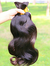 cheap -Virgin Human Hair Remy Weaves Body Wave Brazilian Hair 1000 g More Than One Year