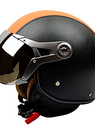 cheap -Clearance GXT G-288 Half Helmet Adults Unisex Motorcycle Helmet  Antifog / Breathable