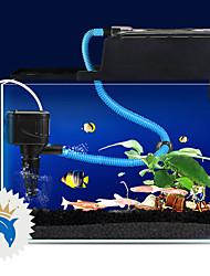 Недорогие -Аквариумы Аквариум Водные насосы Фильтры Пылесос пластик 1 комплект 220-240 V / #