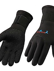 cheap -Bluedive Diving Gloves 3mm Nylon Neoprene Neoprene Wetsuit Gloves Tactical Multifunctional Warm Diving Boating Kayaking / Kid's