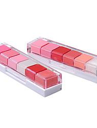 abordables -Maquillage Quotidien Accessoires de Maquillage Baume Brillant à Lèvres Humide Gloss coloré / Couverture / Longue Durée Maquillage Cosmétique Quotidien Accessoires de Toilettage