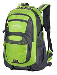 cheap -45 L Hiking Backpack Travel Duffel Commuter Backpack Multifunctional Waterproof Breathable Rain Waterproof Outdoor Camping / Hiking Ski / Snowboard Climbing Nylon Red LightBlue Dark Blue