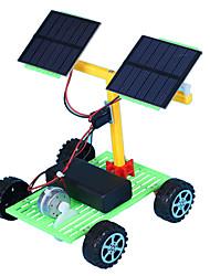 Недорогие -Игрушки на солнечной батарейке Автомобиль Солнечная батарея ABS Мальчики Игрушки Подарок