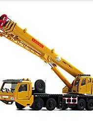 Недорогие -KDW Детские пластик Металл Кран Игрушечные грузовики и строительная техника / Игрушечные машинки Игрушки на солнечных батареях 1:55
