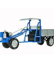 cheap -Toy Cars Toys Construction Vehicle Farm Vehicle Toys Retro Retractable Simulation Machine Excavating Machinery ABS Metal Alloy Plastic