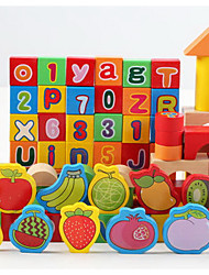 cheap -QZM Building Blocks Construction Set Toys Educational Toy 1 pcs Fruit Novelty High Quality Boys' Girls' Toy Gift