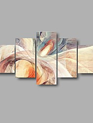 cheap -Print Abstract / Still Life Style / Modern Five Panels