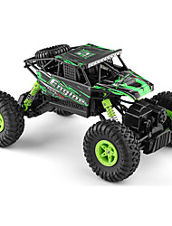 cheap -RC Car WLtoys 18428-B 2.4G Buggy (Off-road) / Off Road Car / Drift Car 1:18 Brush Electric 9 km/h Remote Control / RC / Rechargeable / Electric