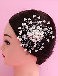 cheap -Pins Hair Accessories Pearl / Crystal Wigs Accessories Women's 1pcs pcs 1-4inch cm Party Crystal Crystal