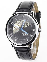 Недорогие -Муж. Механические часы Наручные часы Нарядные часы Модные часы Спортивные часы Механические, с ручным заводом Повседневные часы