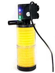 Недорогие -Аквариумы Аквариум Фильтры Пылесос Регулируется пластик 220-240 V